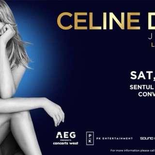 Celine Dion Concert 2018 (Zona A3 Ruby)
