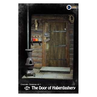 ASMUS TOYS CD001 1/6スケールジオラマ 宿駅の扉 (Asmus Toys CD001 The Door of Harberdashery 1/6 Scaled Diorama)