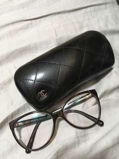 Chanel glasses 眼鏡 100%真品,99% new,少戴,最後一副,割愛