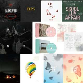CHEAP BTS ALBUM
