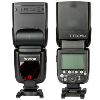 Godox TT685 Flash F/C/N/S/O