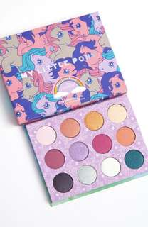 LIMITED EDITION COLOURPOP MY LITTLE PONY