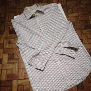 Michael Kors Long sleeved Polo