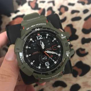 G-shock - Master of G (GW-A1100KH-3AJF)