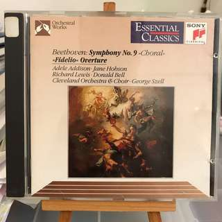 Beethoven Symphony 9 Szell