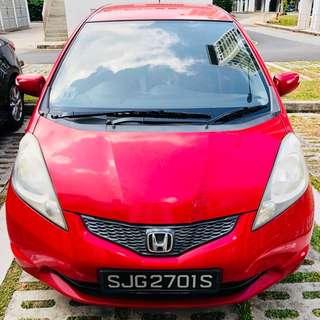 Honda Fit 1.3G