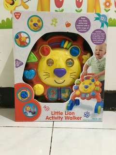 Baby walker little lion