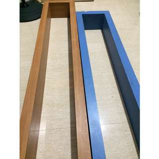 Laminated Wood Shelves