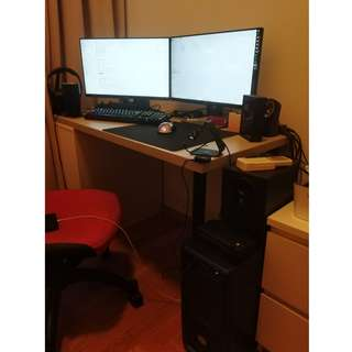 Desktop Gaming PC for sale! Peripherals and monitors available!