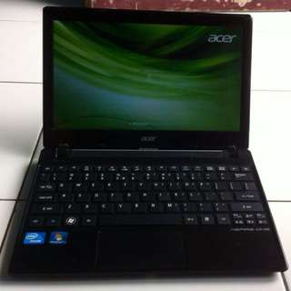 ACER ASPIRE ONE AO756 SERIES