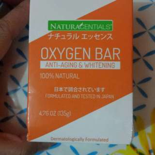 OXYGEN Whitening & Anti-Aging Bar Soap