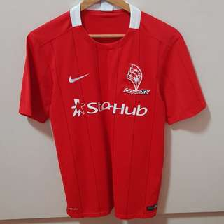 Nike s-league lionsXII match jersey
