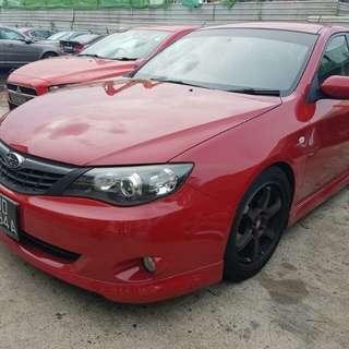 Subaru Impreza V10M SG