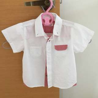 Shirts for two year old boy