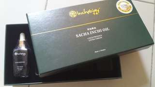 Sacha Inchi Oil 50ml