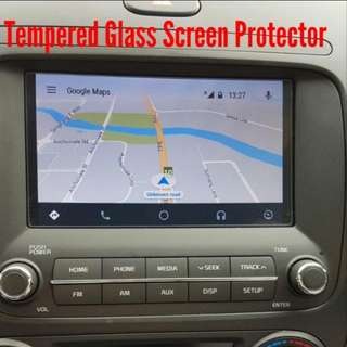Screen Protector For Head Unit