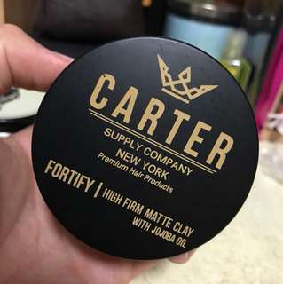 Carter Supply Fortify Clay