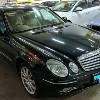 Merc E230 SG