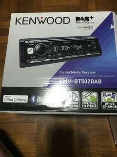 Kenwood KMM-BT502DAB