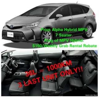 Toyota prius alph