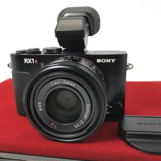 Sony RX1R+FDA-EV1M Viewfinder