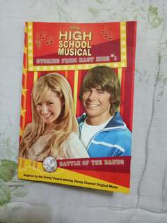 """High School Musical """"Stories from East High"""""""