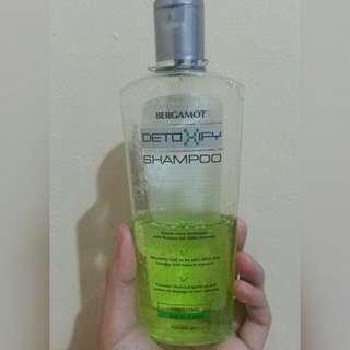 Bergamot - Detoxify Shampoo