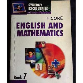 CORE ENGLISH AND MATHEMATICS