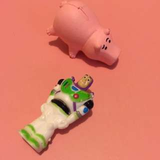 🚚 玩具總動員 公仔 巴斯光年 火腿豬