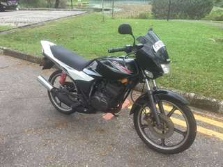 Yamaha RXZ(price revised) negonigo