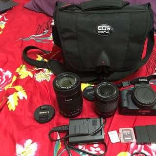 Canon 100D set