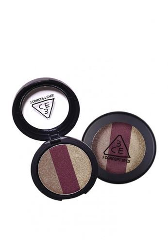 3ce eye shadow #no no no
