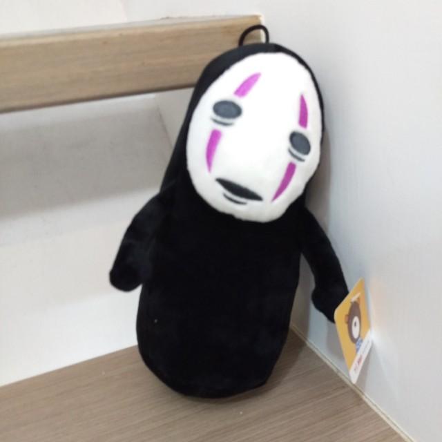 宮崎駿鬼臉娃娃,抓捉娃娃機