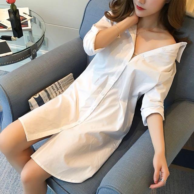 韓版女襯衫