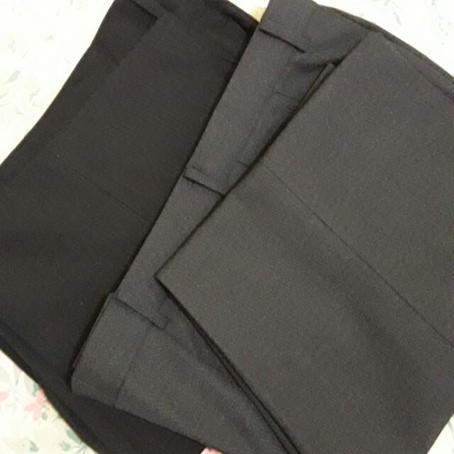 🌏男仕標準版西裝褲