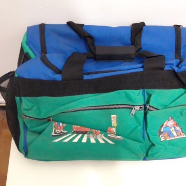 旅遊、運動用手提包