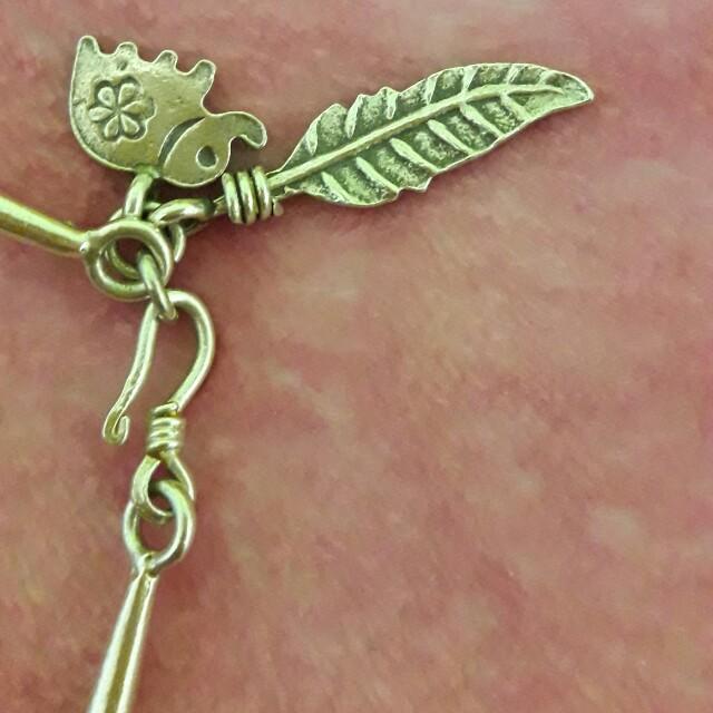🍑🍑純銀手工製作手鍊