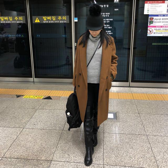 正韓 大衣
