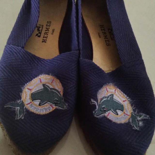 愛馬仕 草鞋