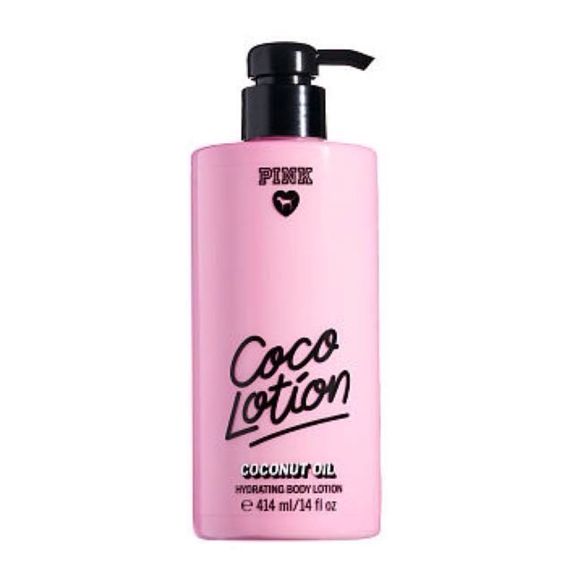 預購 美國正品代購 Victoria's Secret PINK Coco Lotion coconut oil 身體潤膚露✨