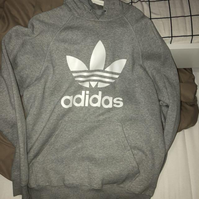 Adidas Jumper grey