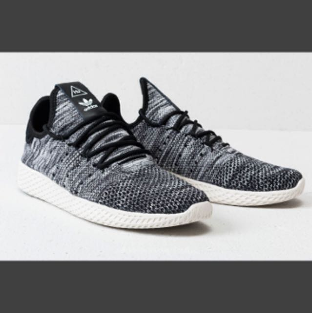 0ff0e11b7 Adidas Tennis Hu Pharrell Williams Oreo