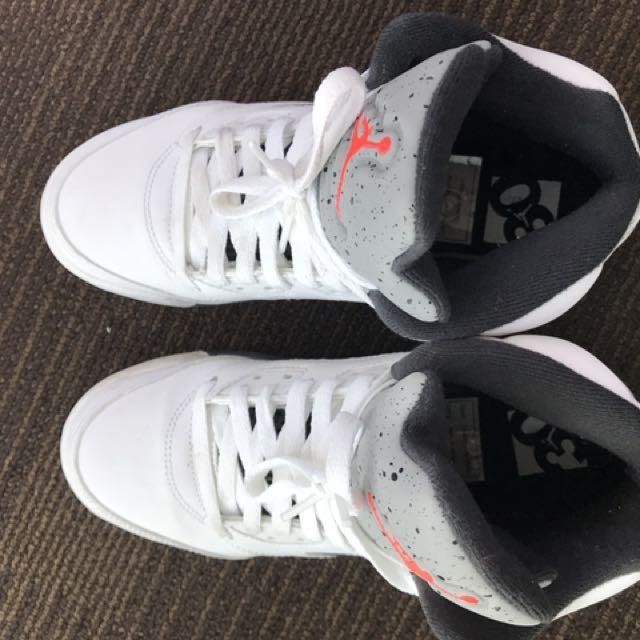 Air Jordan 5 women shoe