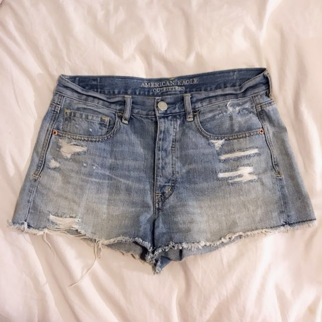 AMERICAN EAGLE - Denim Shorts