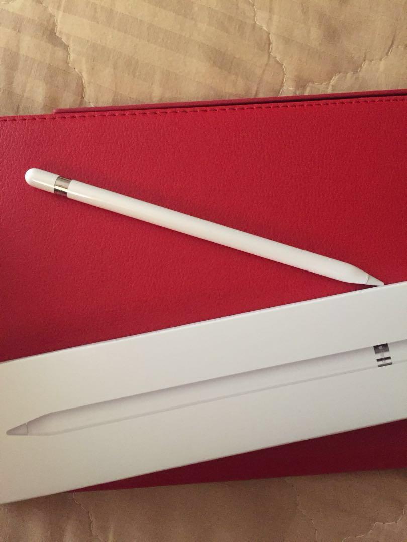 Apple Pencil & iPad Pro 10.5