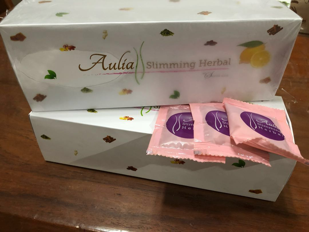 Aulia Slimming Herbal by Shandy Aulia (strong)
