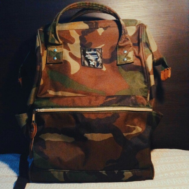 Anello Camouflage Backpack (REPRICED) f02a43e572b18