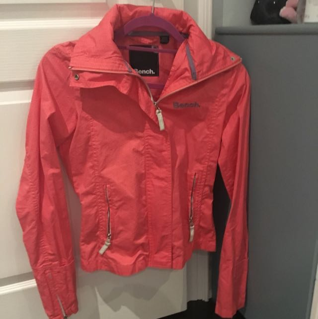Authentic Bench Wind Jacket XS