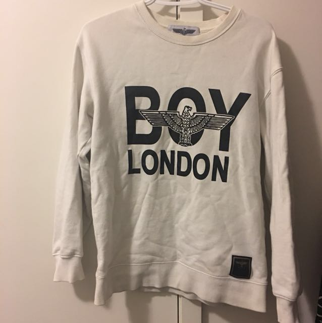 Authentic BOY LONDON sweatshirt 🔥