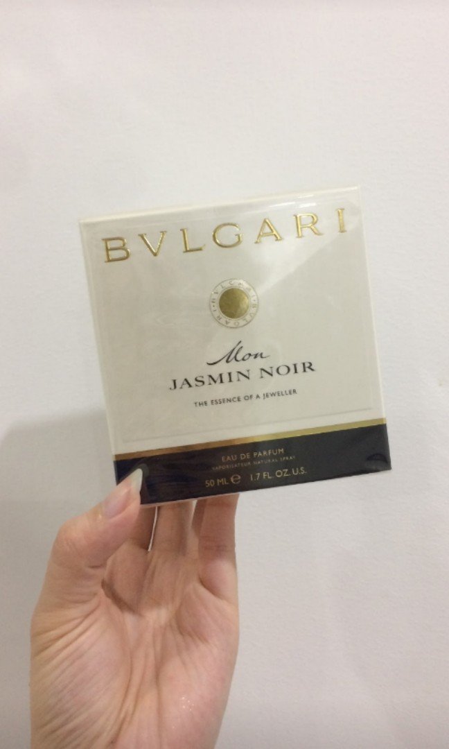 *Sold* Authentic Bvlgari Mon Jasmin Noir 50mL